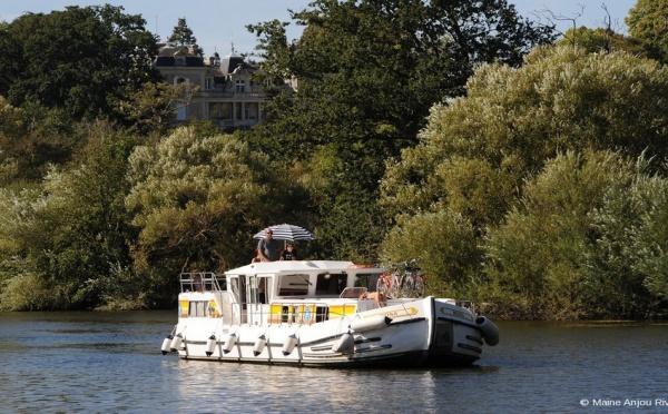 France : Voyage au fil de l'eau en Anjou.