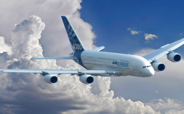 Plein ciel : 2012, l'année charnière pour Airbus.... Petit précis du carnet de commandes de l'A 380.