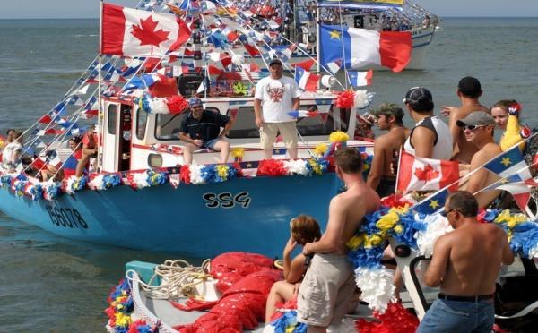 Canada : Nouveau Brunswick, couleurs d'Acadie !