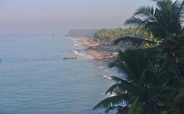 Exposition : Le Kerala en toile de fond