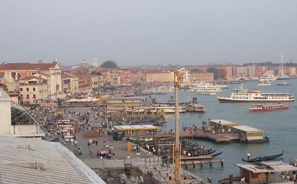 Italie : Coup de foudre à Venise !