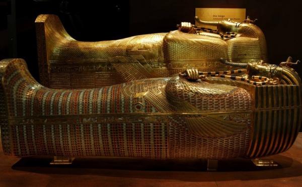 Exposition Toutankhamon :  Revivre la plus grande aventure archéologique du XXè Siècle