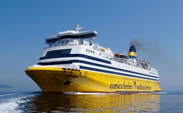 Corsica Ferries -  maintenir une activité pour approvisionner la Corse