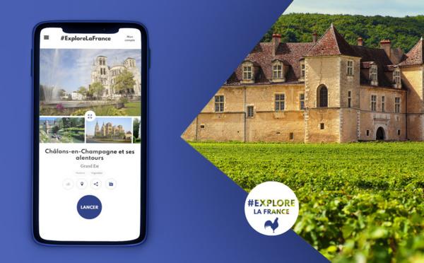 Voyage 2.0 - « Rayon 100 » et «#Explore la France » deux applications pour bien se déconfiner à moins de 100 km
