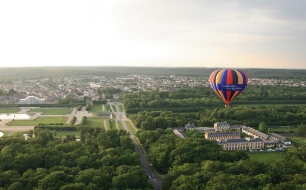 Tourisme 2.0 : L'Hexagone vu d'en haut avec l'E-ticket de France Montgolfières.