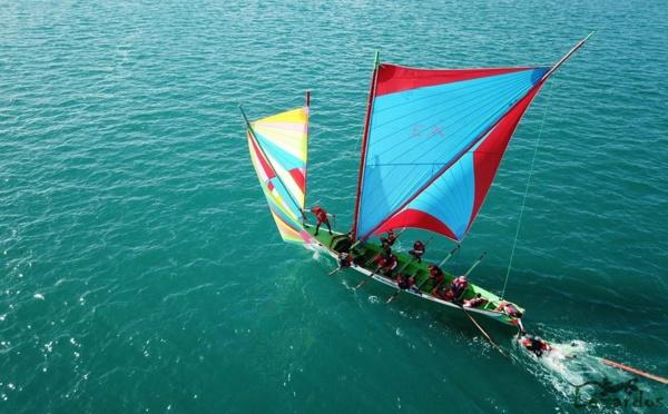 Martinique - La yole, emblème patrimonial de l'île, en course pour l'UNESCO