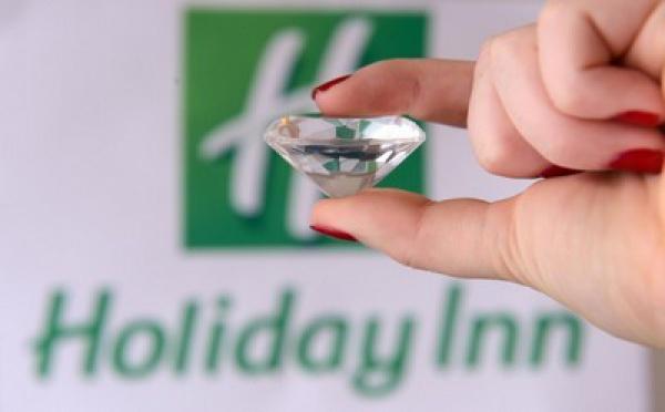 Hôtels Holiday Inn :  Aventure  à  la poursuite du diamant… !