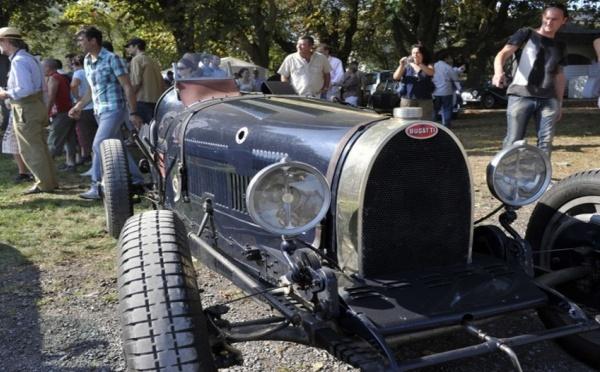 Belgique:  3ème Edition du Waterloo Historic Cars