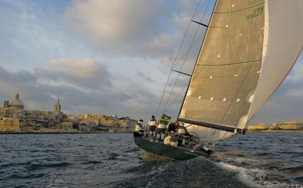 La Rolex Middle Sea Race hisse les voiles à Malte