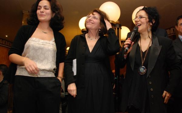 Leslie Kaplan, lauréate du 15e Prix Wepler-Fondation La Poste
