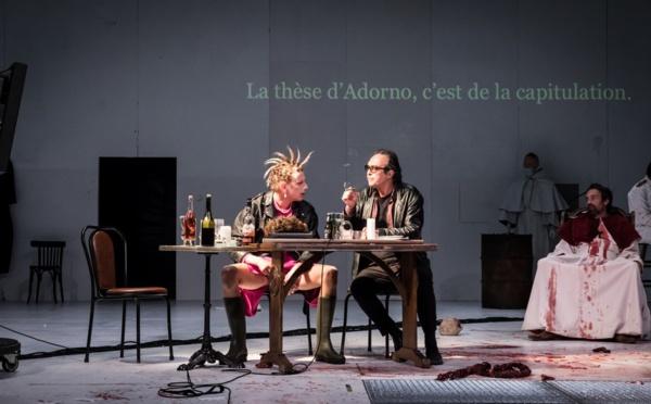Le Grand Inquisiteur à l'Odéon, théâtre de l'Europe