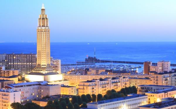 Le Havre, ville portuaire plurielle, ne cesse de se réinventer entre sites réhabilités et hyper modernité