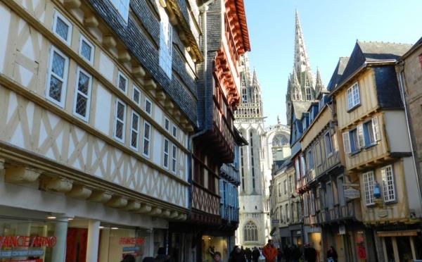 Quimper, un concentré de charme et d'identité bretonne