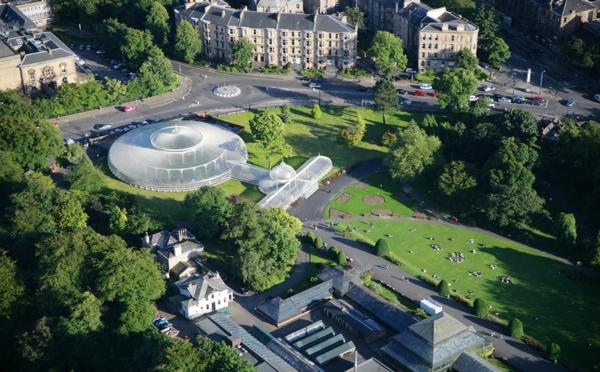 C'est encore mieux l'été à Glasgow !