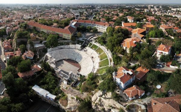 La longue Histoire de Plovdiv la Bulgare