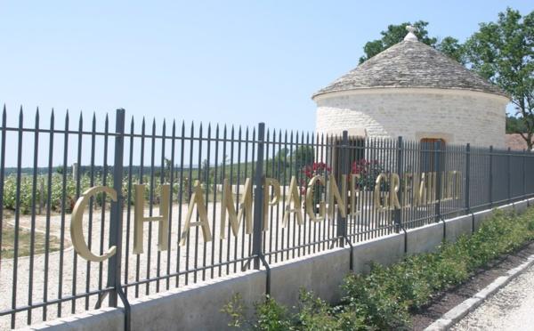Le Domaine Gremillet fête les Vingt Ans de la Route du  Champagne.