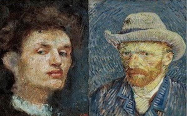 Munch/Van Gogh, la confrontation de deux génies tourmentés
