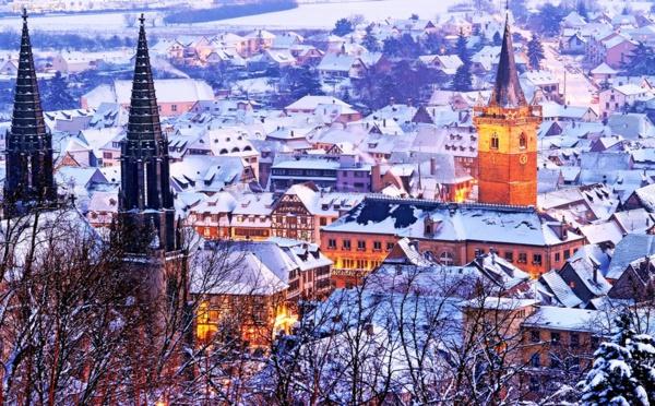Fééries de Noël en Alsace