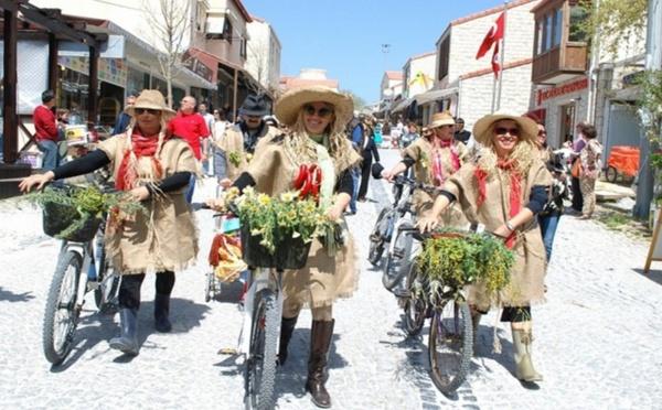 Alaçati célèbre l'arrivée du printemps !