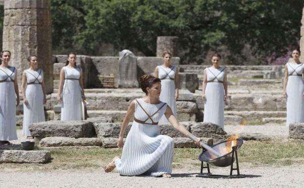 La flamme olympique passe par 355 villes brésiliennes