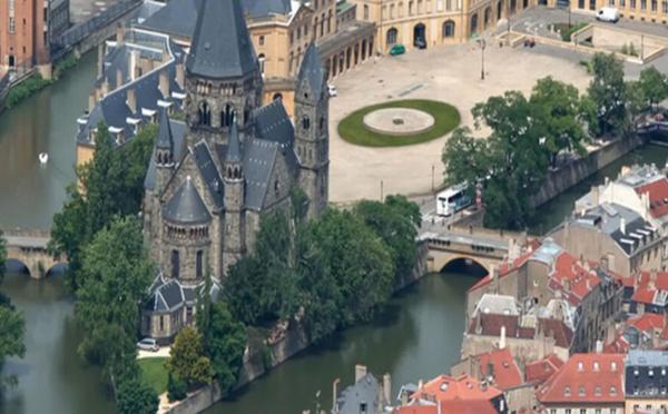 Metz - Ville royale & impériale