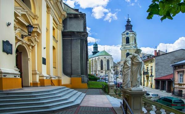 Au pied des Carpates polonaises la singularité d'un patrimoine sacré.